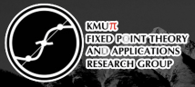 KMUTT Fixed Point Theory and Application Research Group